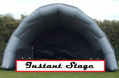 Instant Stage inflated